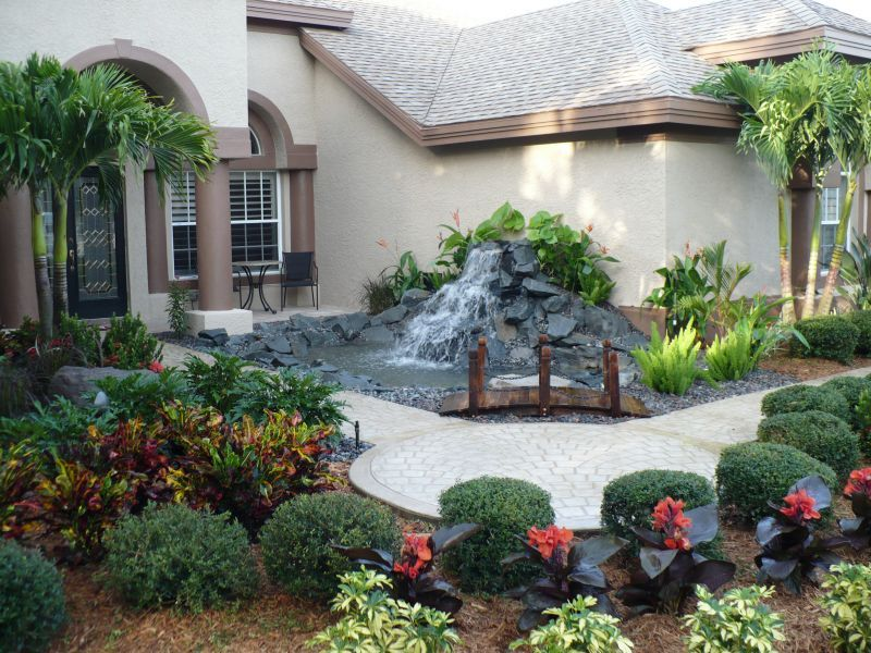 25 Landscape Design For Small Spaces | Yard landscaping, Small front ...