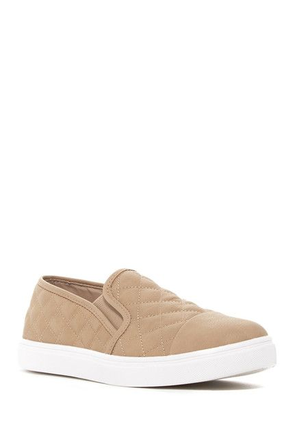 10b3782a9e0 Currently on the hunt for a cute pair of slip-on sneakers in a neutral  color (tan beige gray white ivory rose) Steve Madden Zaander Slip-On Sneaker