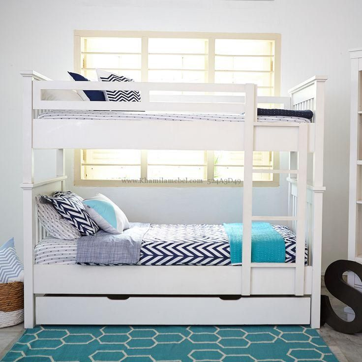 Tempat Tidur Tingkat Anak Minimalis Modern Khamila Mebel Desain Tempat Tidur Tempat Tidur Tingkat Tempat Tidur Loteng