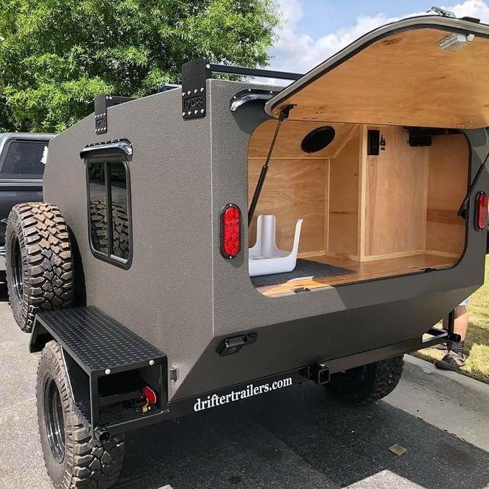 image1906   Small camper trailers, Off road camper trailer ...