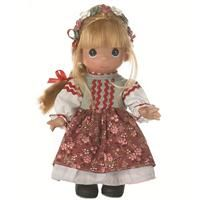 Precious Moments Poland - Pelagia Doll