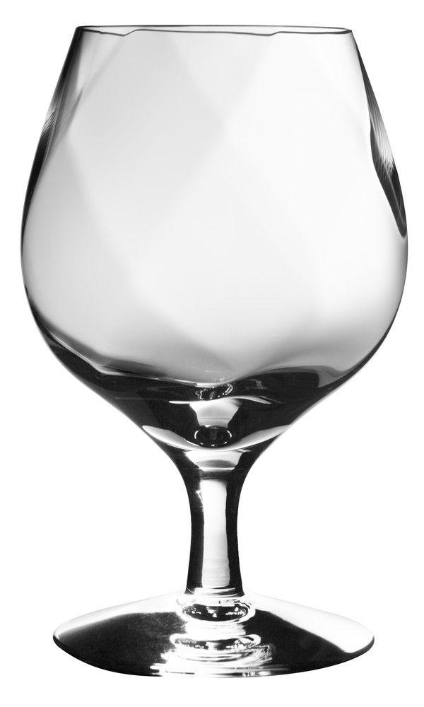 Château Brandy stemware, design by Bertil Vallien for Kosta Boda