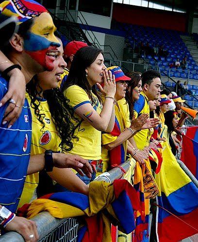 #Colombia vs Grecia. ¡Vamos Colombia! #Fútbol #CopaDelMundo