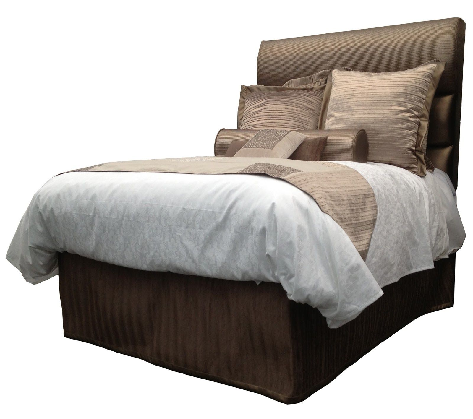 Koni Hospitality S New Platform Bed Skirt This Bedskirt Is Made To Give The Look Of A Platform