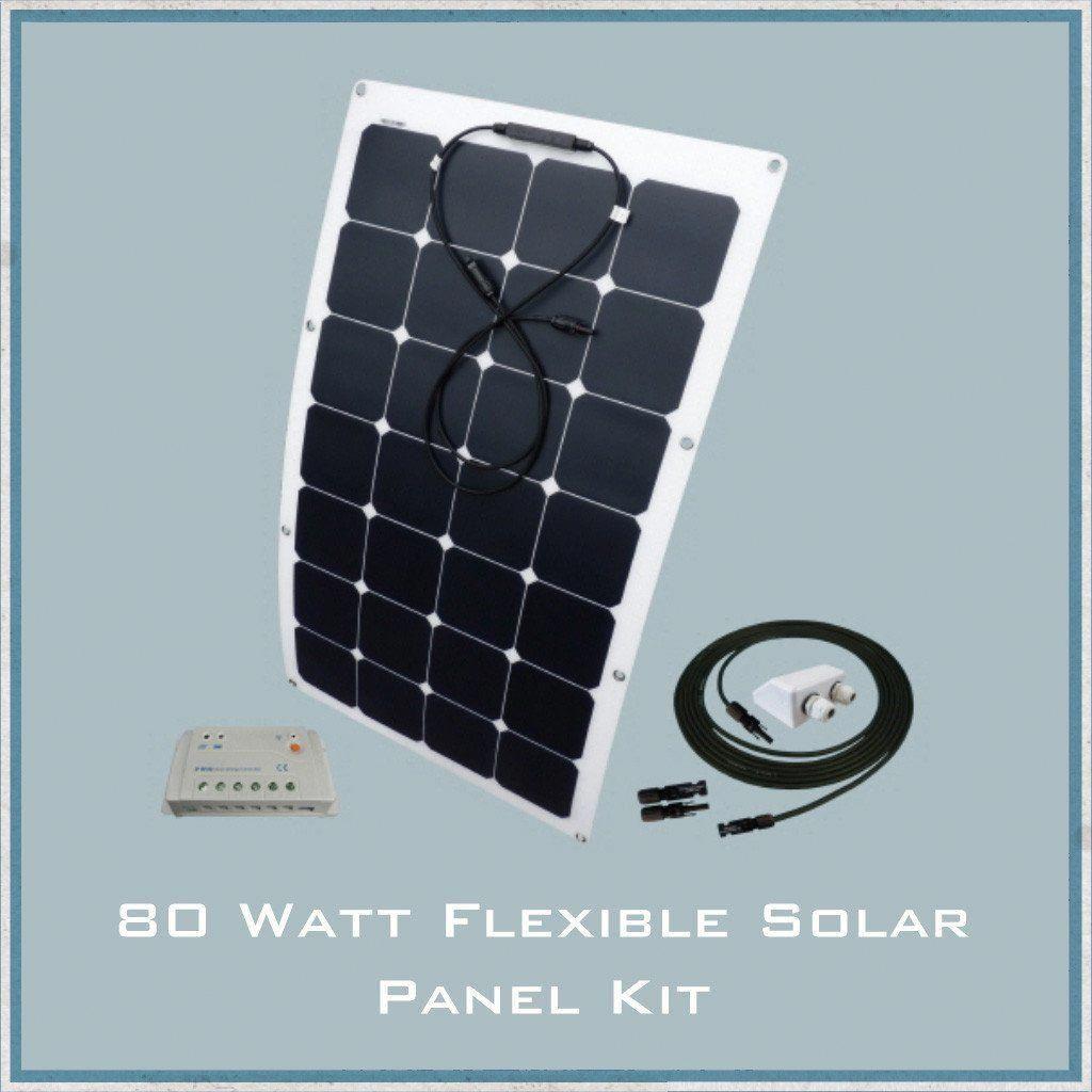 80w Flexible Solar Panel Campervan Caravan Motorhome Kit Solarpanels Solarenergy Solarpower Solargener In 2020 Flexible Solar Panels Solar Panels Best Solar Panels