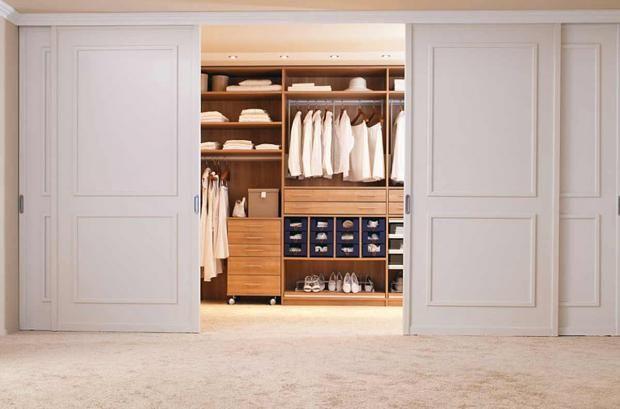 Fancy Begehbare Kleiderschr nke Anbieter und Systeme