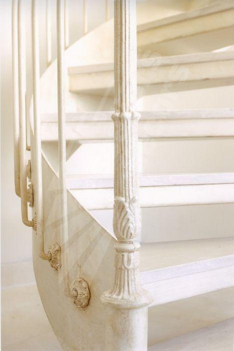 DH60 - SPIR\u0027DÉCO® Mixte Balancé Bistrot - modèle déposé Escalier