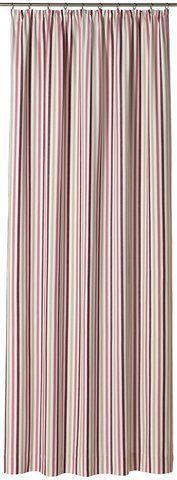 vorhang gardisette pisa stripe 1 st ck im online shop von baur versand gardinen. Black Bedroom Furniture Sets. Home Design Ideas