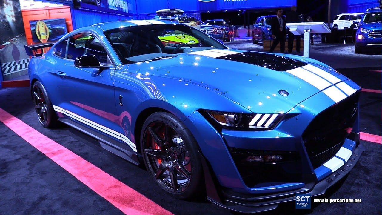 2020 Ford Mustang Shelby GT500 Exterior Walkaround