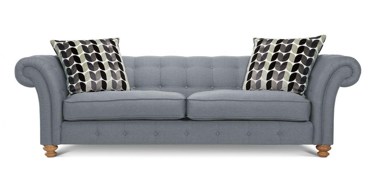 4 Seater Sofa Dfs Sofa Uk Fabric Sofa Seater Sofa