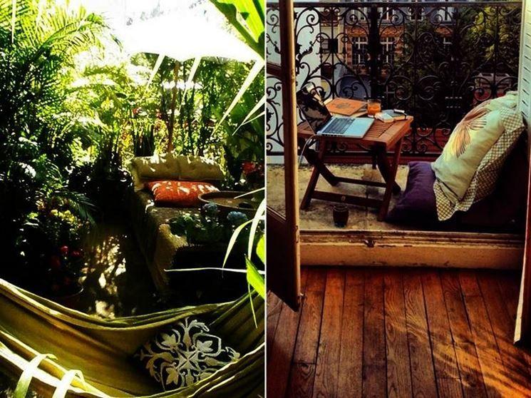 Mobili Terrazzo ~ 29 best piccoli spazi: il balcone images on pinterest gardens