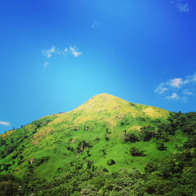 Montaña, Utuado, hermosa vista del campo