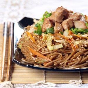 Yakisoba – Noodle Dishes in Japan