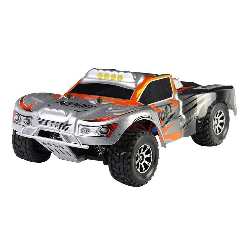 Wltoys A969 High Quality Rc Car 50Km/H 1/18 2.4Gh 4WD Off-Road Buggy Remote Control Christmas Birthday Gifts For Children