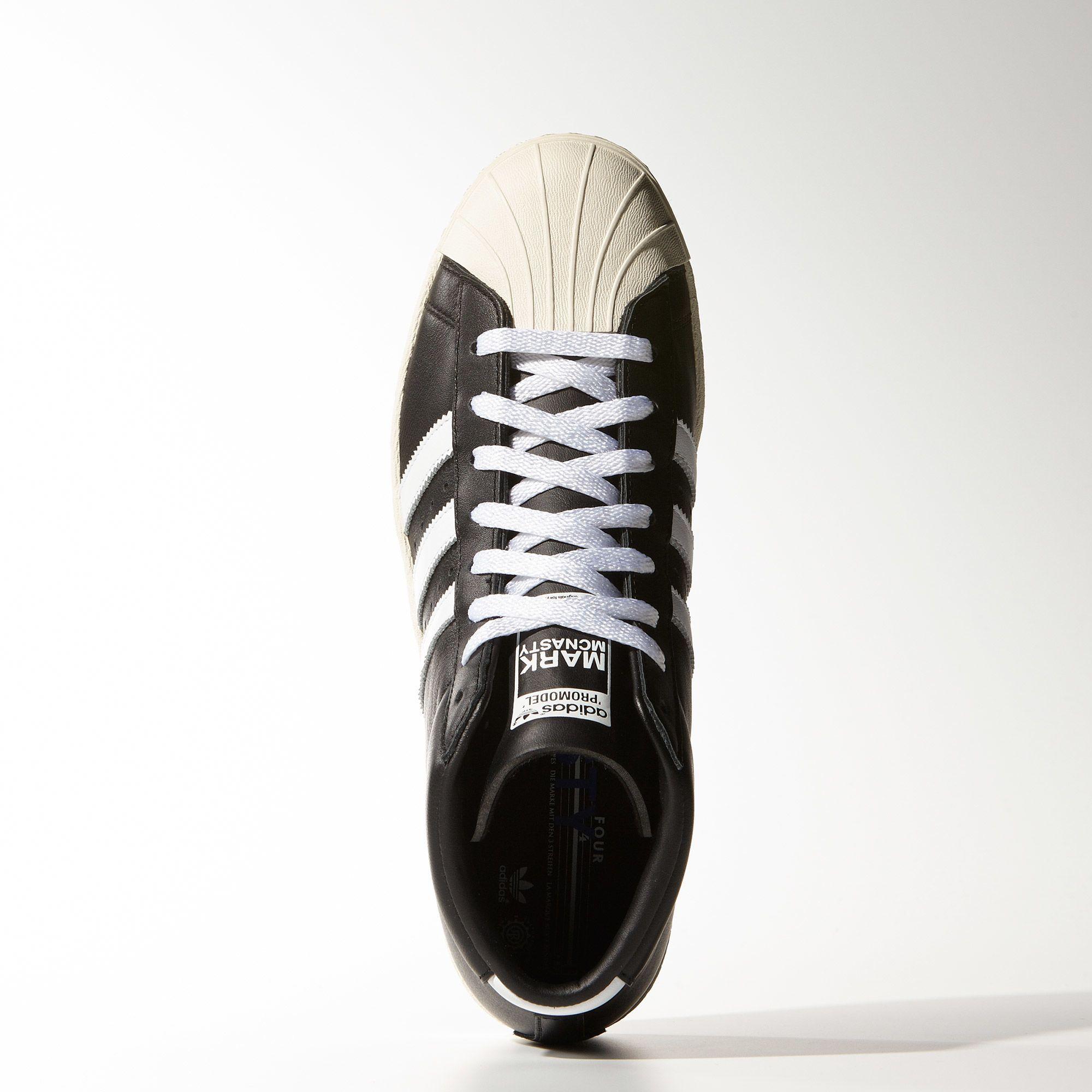 adidas superstar pro model schwarz
