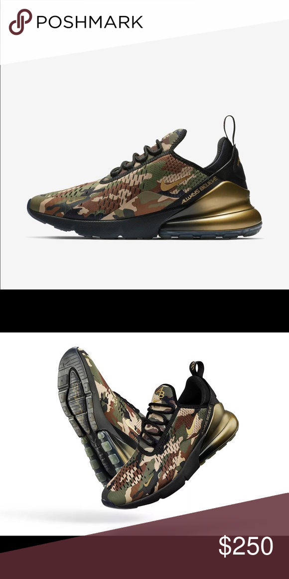 finest selection 1eeb7 3a79a Nike air max 270 Doernbecher Brand new never used limited ...