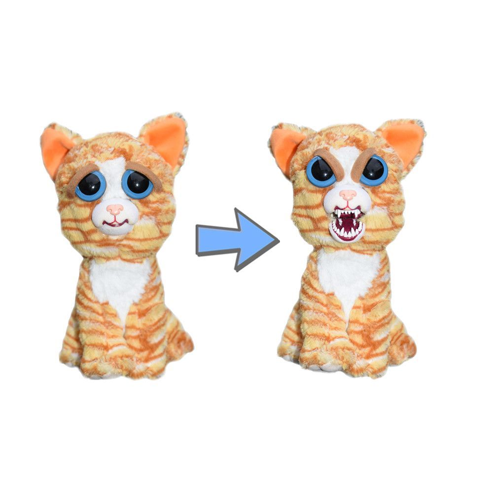 Princess Pottymouth Feisty Pet Animated Animals Cat Toys