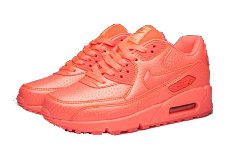 check out 55c5e 0e8d8 1767   Nike Air Max 90 Dam Bright Orange SE891996HXGpcblVU