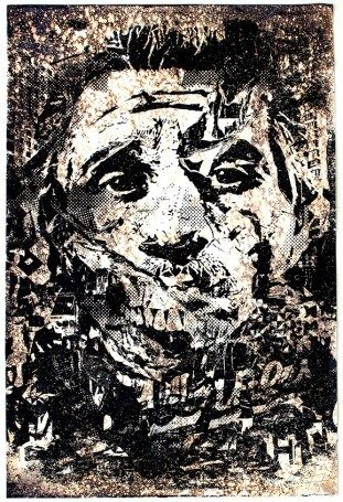 Vhils aka Alexandre Farto, artist  #famousabroad #portugal #interview #graffiti