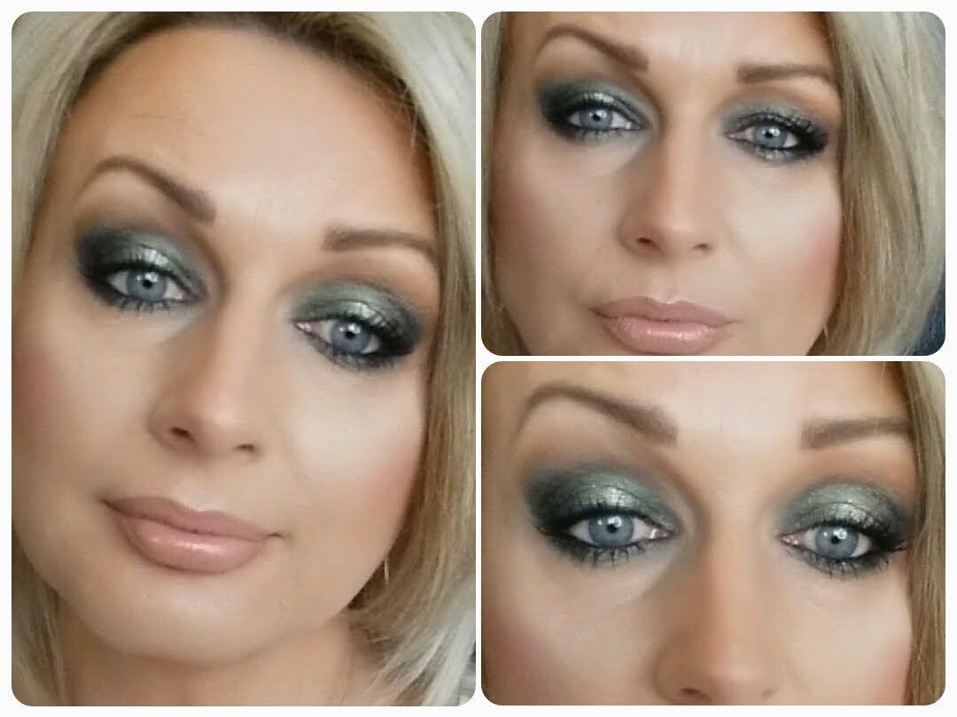 khaki / green makeup tutorial #eyemakeupbronze | eye makeup