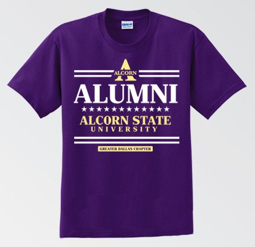 NCAA Alcorn State Braves T-Shirt V3