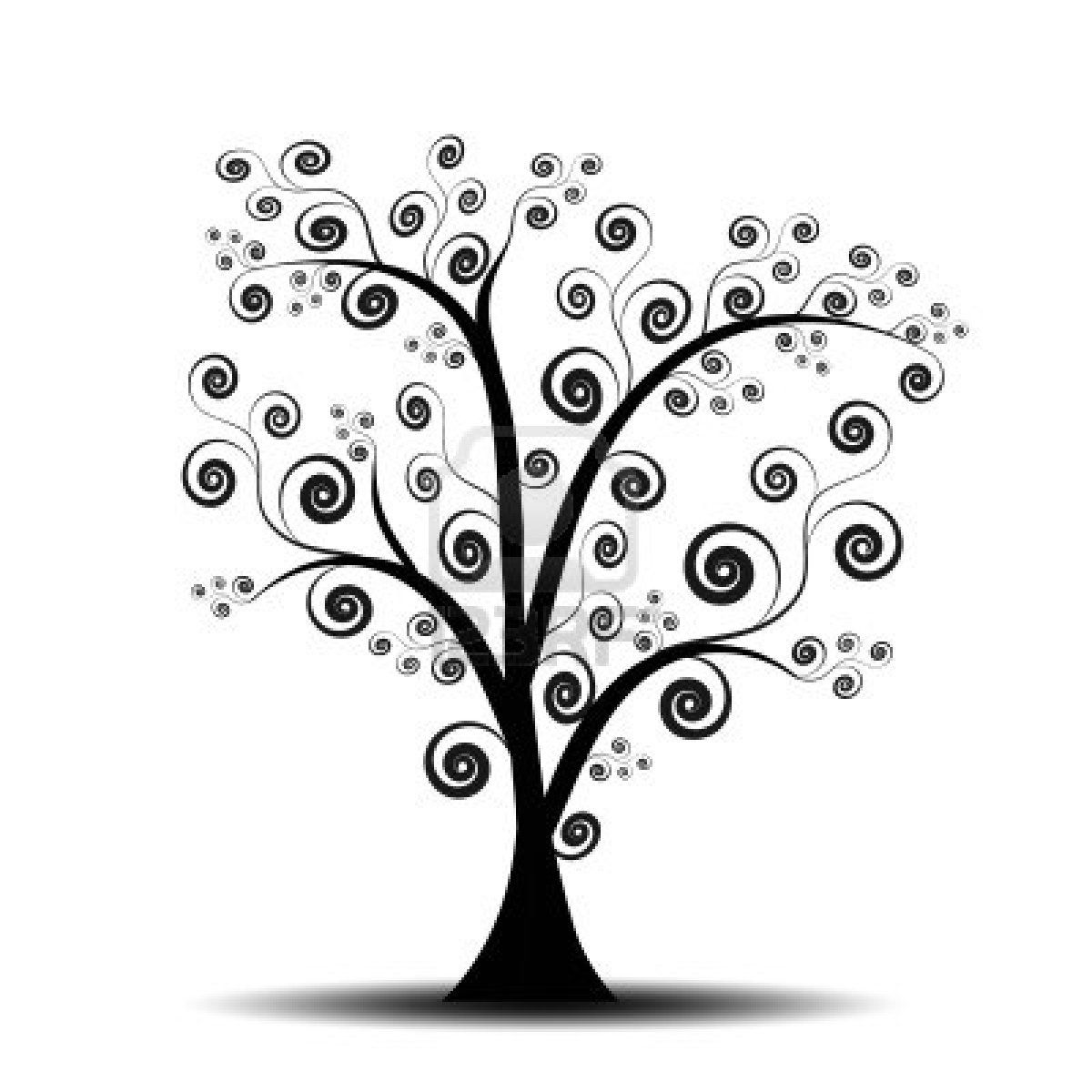 arbol dibujo ramas - Cerca amb Google | arbre genealogic | Pinterest ...