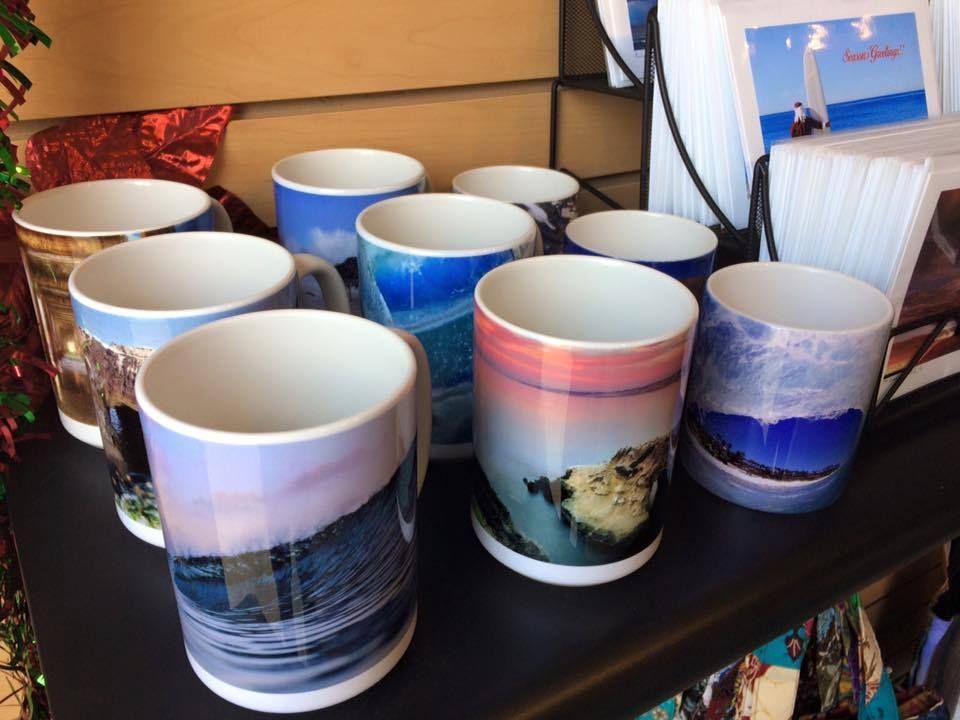 Aaron Goulding Photography 1973 Prospect st. La Jolla Ca 92037 New 15oz and 11oz coffee mugs ...