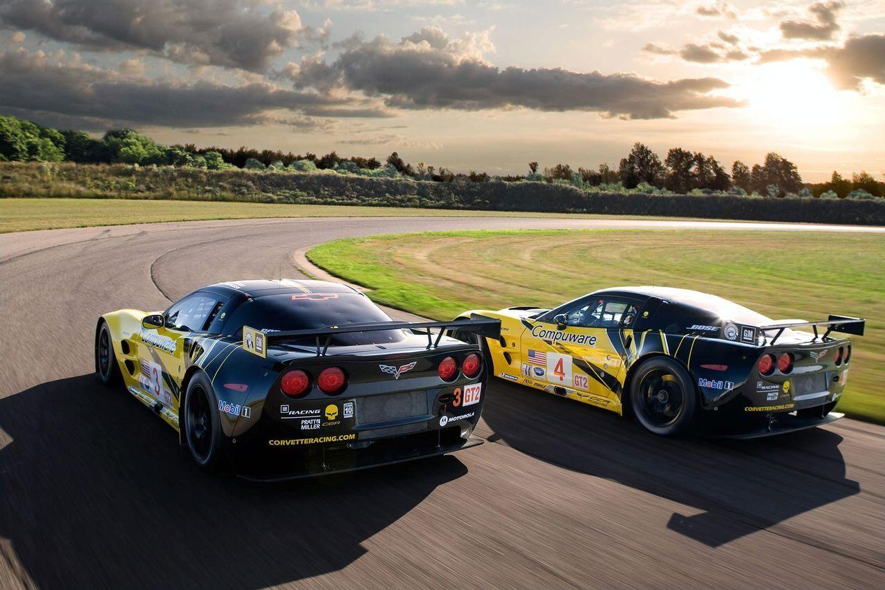 Corvette Racing Team Chevrolet corvette, Corvette, Carreras