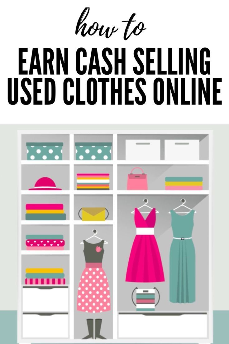 Sell Used Clothes Online >> How To Sell Used Clothes Online With Sites Like Poshmark Threadflip