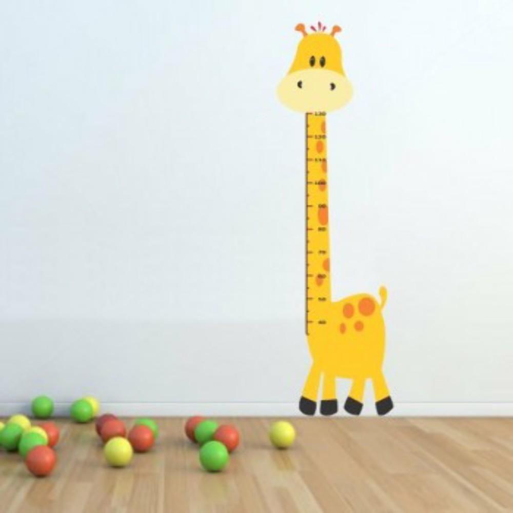 5a203544e Regua do crescimento Girafa 380 - Adesivos de Parede no Extra.com.br