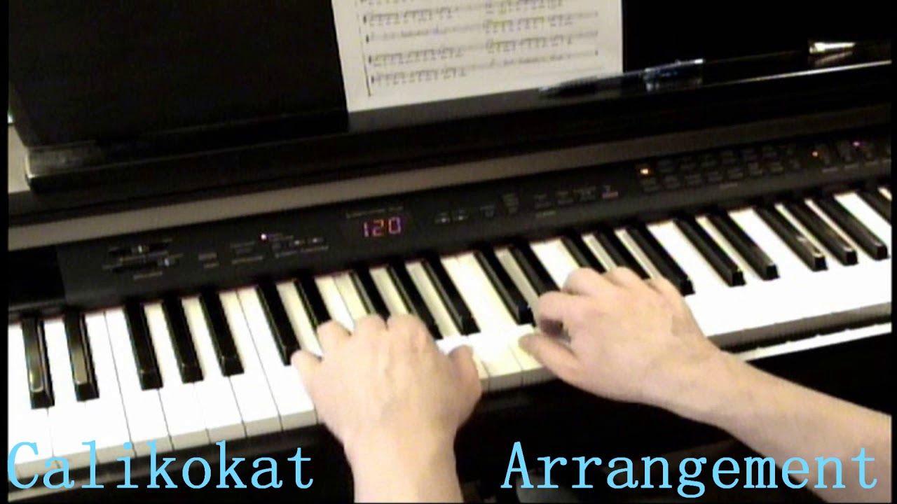 Siamese Cat Song Aristocats Piano In 2020 Piano Aristocats