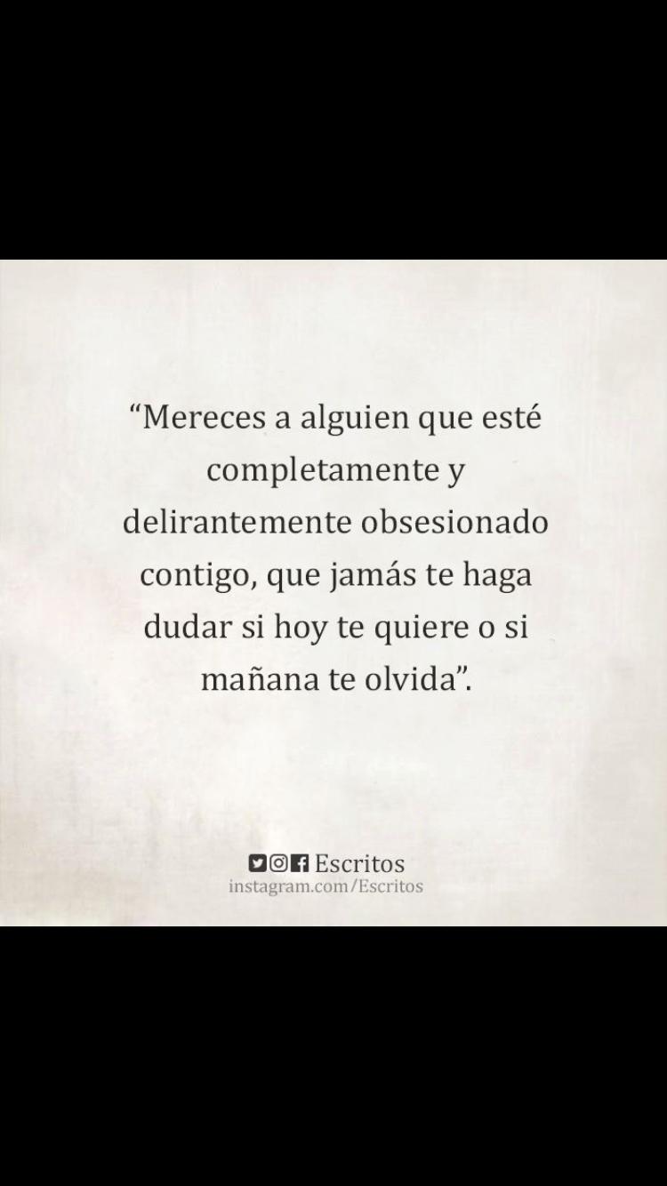 Alguien Loco Por Ti Frases Buenas Pinterest Frases Amor Y