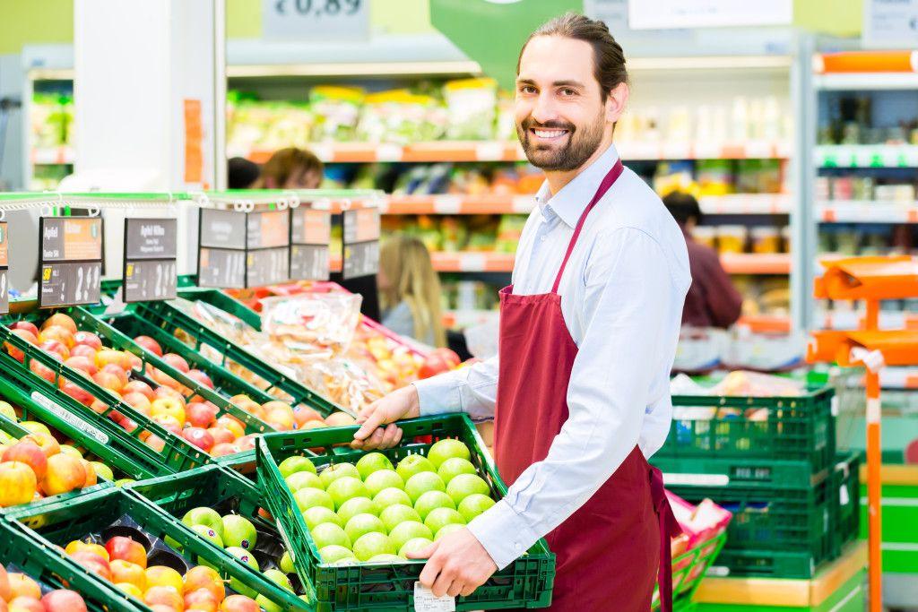 Image result for grocery handler Food safety training