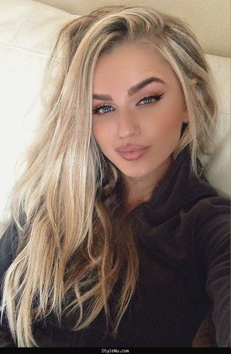 Blonde And Black Hair Color Ideas Best Dark Home Check More At