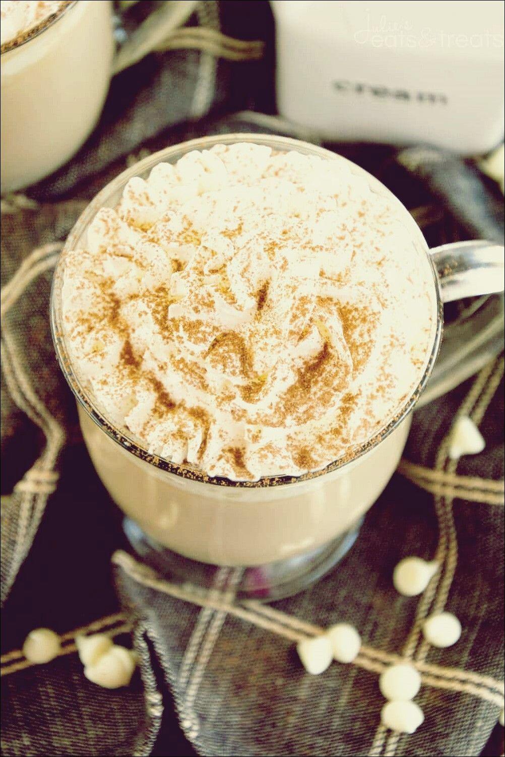 15 Latte Rezepte, um diese frühen Morgen zu bekommen ...