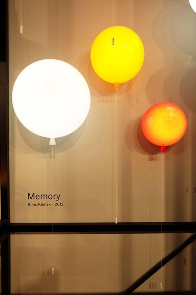IMM Cologne 2016 - foto from Architonic - Brokis - light - Memory design by Boris Klimek - Interior.