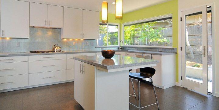 Renovar la cocina con bajo prespuesto | Cocinas | Pinterest | Bajos ...