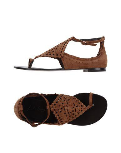 LOLA CRUZ Sandals Cocoa Women