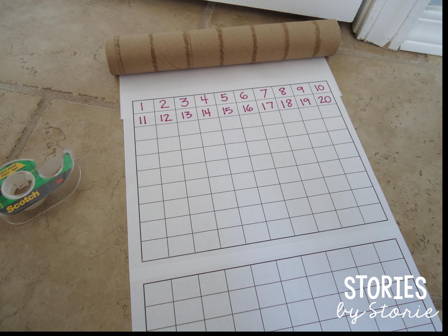 Workbooks everyday math workbook : Resultado de imagen para Number Scrolls | Numeros | Pinterest ...