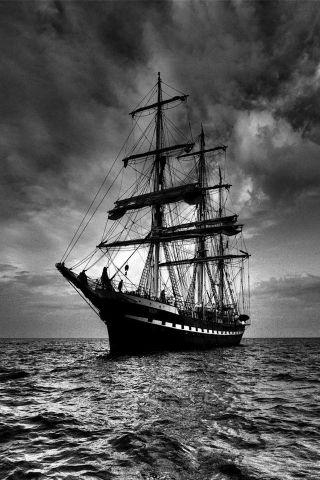 Download Free Pirate Ship Iphone Wallpaper Mobile Wallpaper