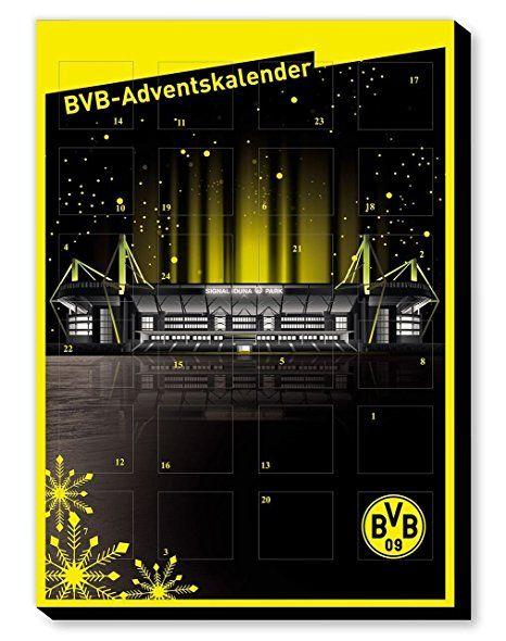 Bvb Adventskalender 120g Bvb Adventskalender