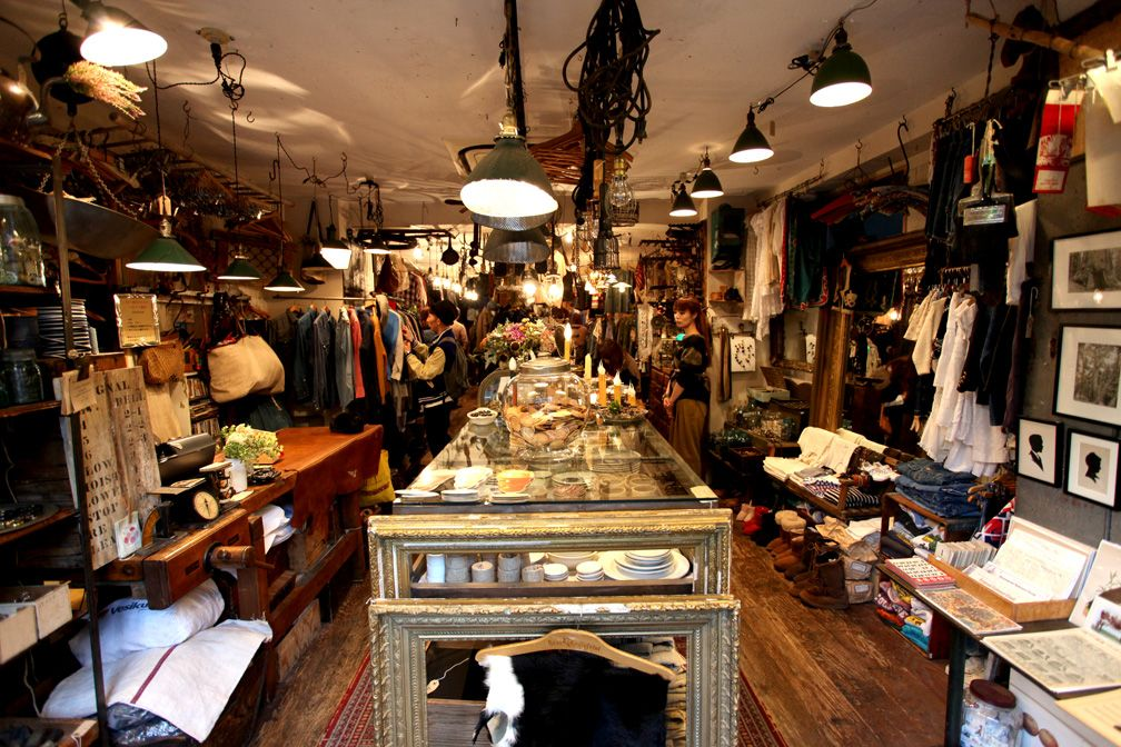 Knick knacks  clothing  home goods  everything  Tailor ShopVintage StoresAntique. J Antiques  Knick knacks  clothing  home goods  everything