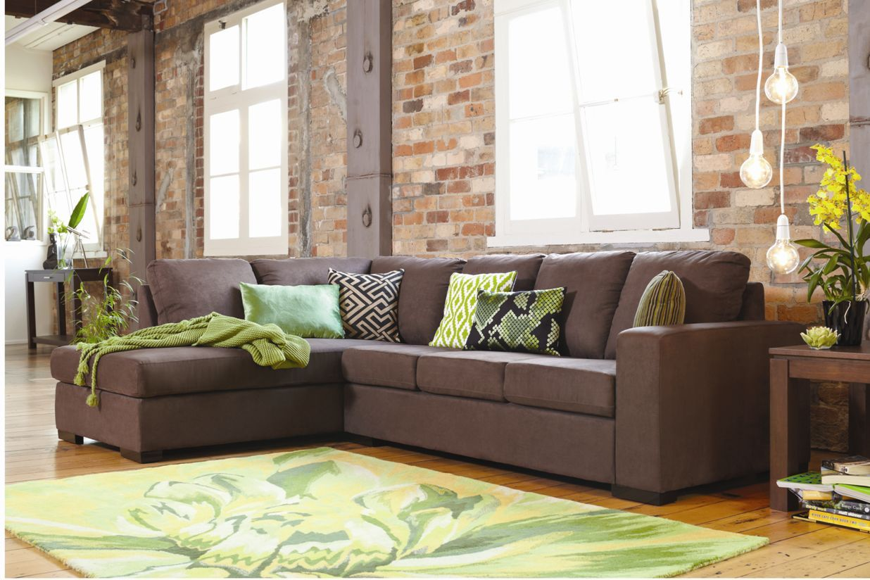 Jetson 4 Seater Chaise   Furniture, Lounge suites, Chaise
