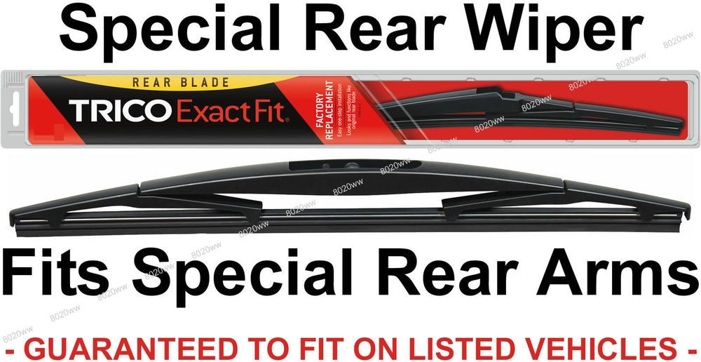 19 Rear Wiper Blades Ideas Wiper Blades Blade Arms