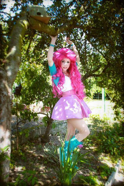 Equestria Daily - MLP Stuff!: Pinkie Pie Day Cosplays! #Cosplays #Daily #Day #Equestria #mlp #Pie #Pinkie #Stuff