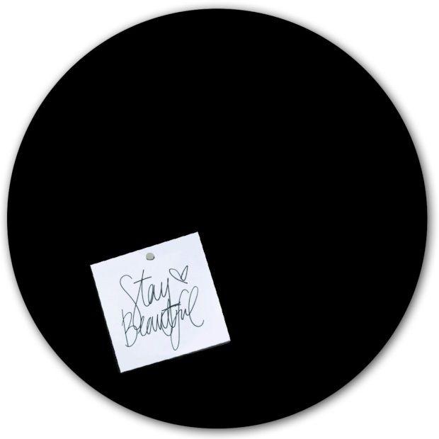 Groovy Magnets Magneetsticker - Zwart - afbeelding 1