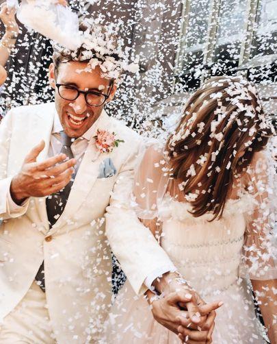 Inside Agyness Deyn's Brooklyn Wedding