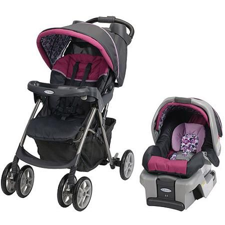 Graco Spree Classic Connect Travel System, Pammie