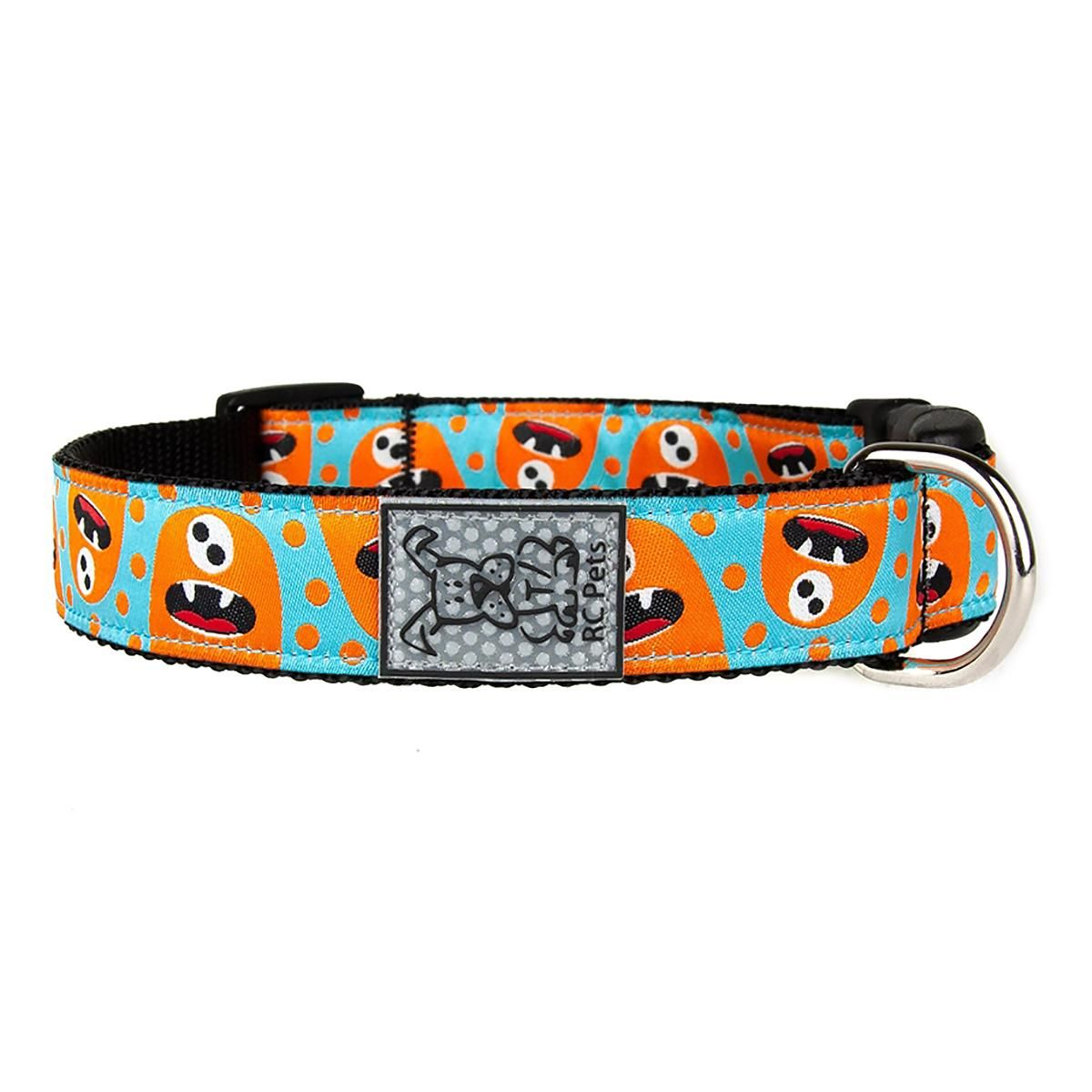 Hangry Monster Adjustable Clip Dog Collar By Rc Pet Best Pet