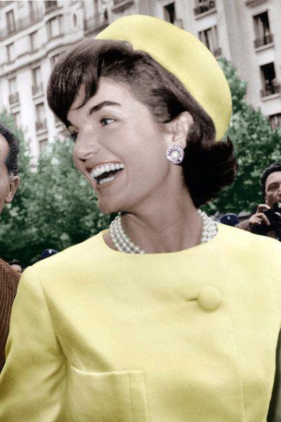 Der Stil Von Jackie Kennedy Onassis Jacqueline Kennedy Onassis Stil Stil Vorbilder